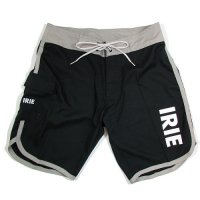 【IRIE by irielife】IRIE BOARD SHORTS / LAST BLACK L
