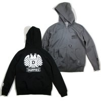 【DUPPIES】ZIPUP HOODED SWEAT