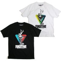 【Visual Reports】FUGITIVE TEE / LAST WHITE M