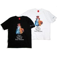 【NINE RULAZ】NINE × 13thWITNESS TEE / LAST WHITE M