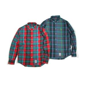 【ANDSUNS】CAPROCORN KINGS SHIRT
