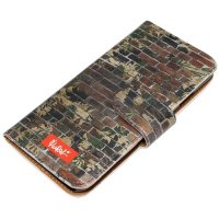 【MURAL】BRICKS CAMO iPhone CASE / iPhone5/5s