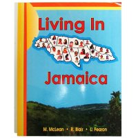 【Jamaica Goods】Living In Jamaica/Book