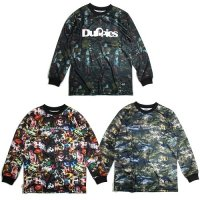 【DUPPIES】TECH LONG SLEEVE SHIRTS