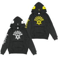 "【SPECIAL ONE】SPECIAL ONE x 道楽 ""DO ROCK RISE AGAIN PARKA"" LAST M"