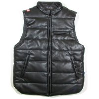 【ANDSUNS】DOG FIGHT VEST / LAST BLACK M