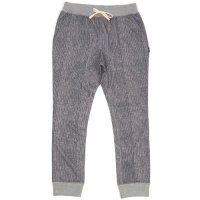 【IRIE LIFE】KNIT PRINT SWEAT PANTS