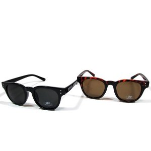 "【DUPPIES】SUNGLASSES ""THEY LIVE"" / LAST BROWN"