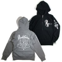 【ANDSUNS】UNDERTAKERS HOOD