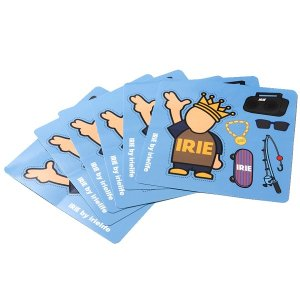 【IRIE by irielife】POW KING STICKER
