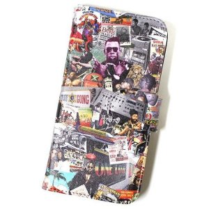 【KINGSIZE】RAGGAGARA PHONE CASE / iPhone5/6/6s