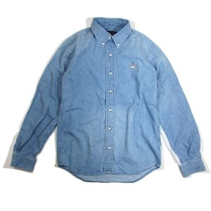 【ANDSUNS】LE SUNS DENIM SHIRT