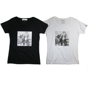 【B.A.D. from ANDSUNS】HAN SOLO TEE / LAST WHITE