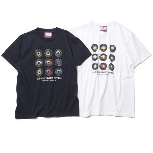 【IRIE by irielife】IRIE RECORD TEE / LAST NAVY M