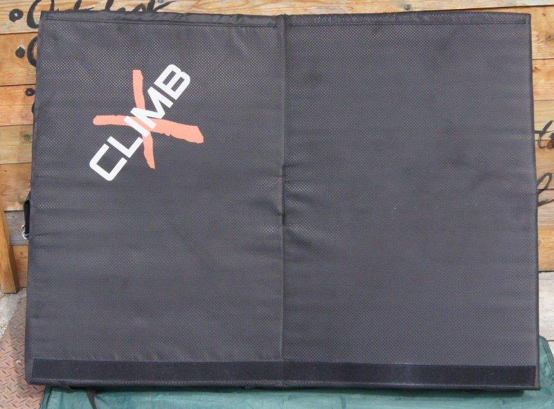 <CLIMB X クライムエックス> Double X Crash Pad ダブルエックスクラッシュパッド