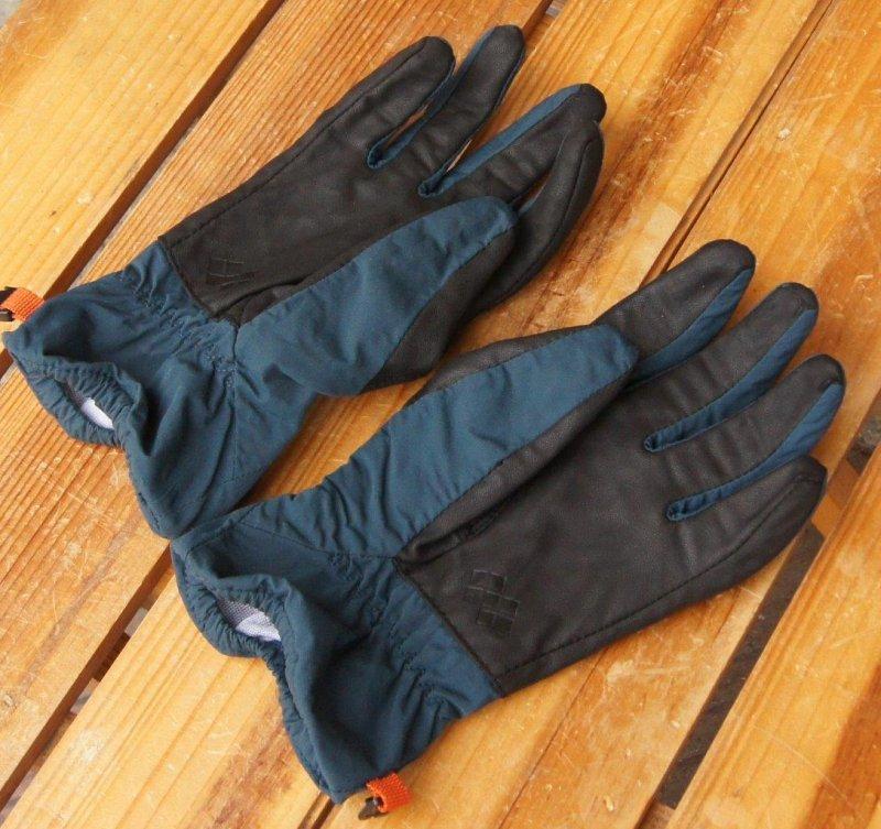 <mont-bell モンベル> Out-dray Rain Glove アウトドライレイングローブ