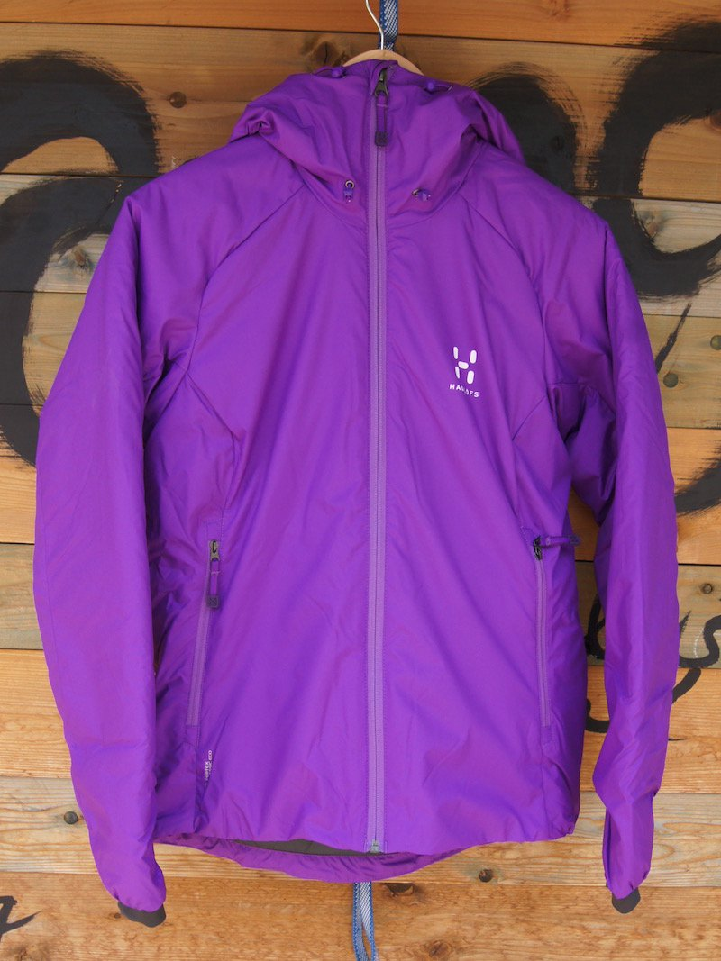 <HAGLOFS ホグロフス>BARRIER III HOOD WOMEN