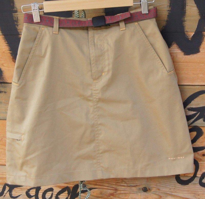<Columbia コロンビア> Argonne Skirt アルゴンヌスカート ベージュ