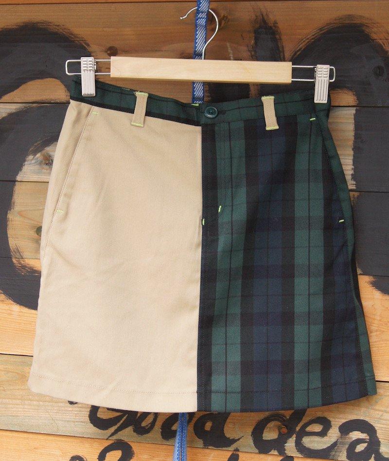 <Columbia コロンビア> Argonne Skirt アルゴンヌスカート チェック