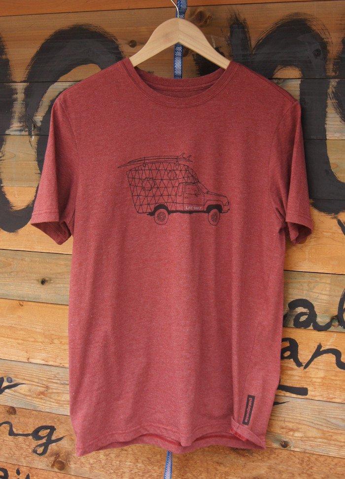 <patagonia パタゴニア> SURF VAN T-SHIRT サーフバンTシャツ