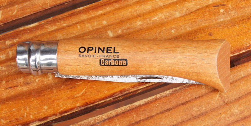 <OPINEL オピネル> カーボンスチールナイフ No.10