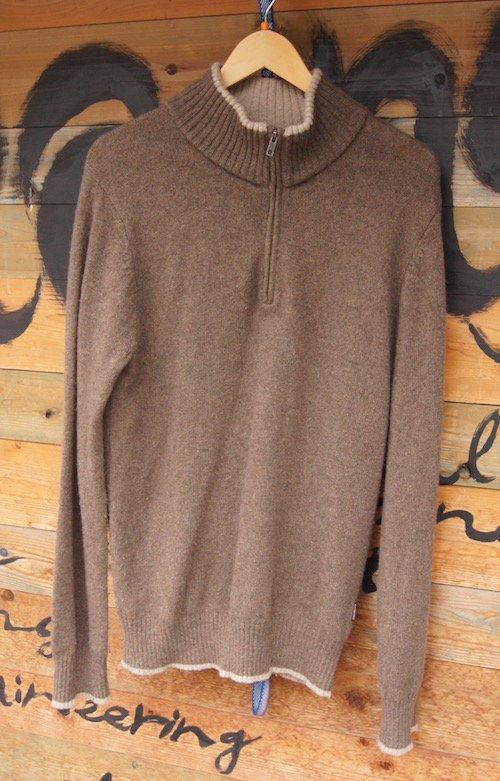 <patagonia パタゴニア>メンズ・マーロウウール・1/4ジップ・セーター