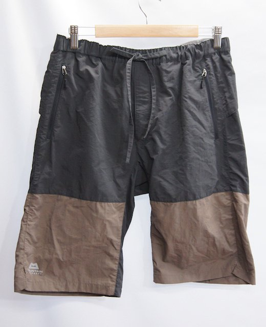 <MOUNTAIN EQUIPMENT マウンテンイクイップメント> GRIT STONE SHORT・TWO TONED