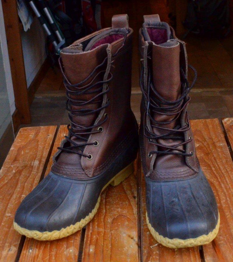 "<L.L.Bean エルエルビーン> Bean Boots, 10"" Gore-Tex/Thinsulate ビーンブーツ10インチゴアテックス/シンサレ…"