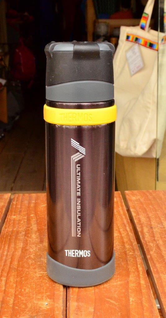 <THERMOS サーモス> 山専用ボトル ステンレスボトル FX-500