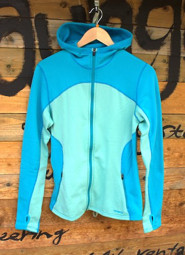 <patagonia パタゴニア> Womens Cap 4 EW Full Zip Hoody