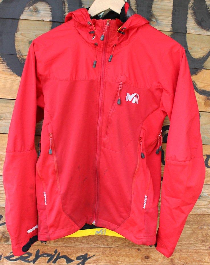<MILLET ミレー> W3 WDS COMPOSITE JKT ウィンドストッパーコンポジットジャケット