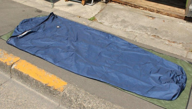 59642d02edd3c <ISUKA イスカ> GORE-TEX Sleepingbag Cover Ultra Light Wide ゴアテックスシュラフカバーウルトラライト ワイド