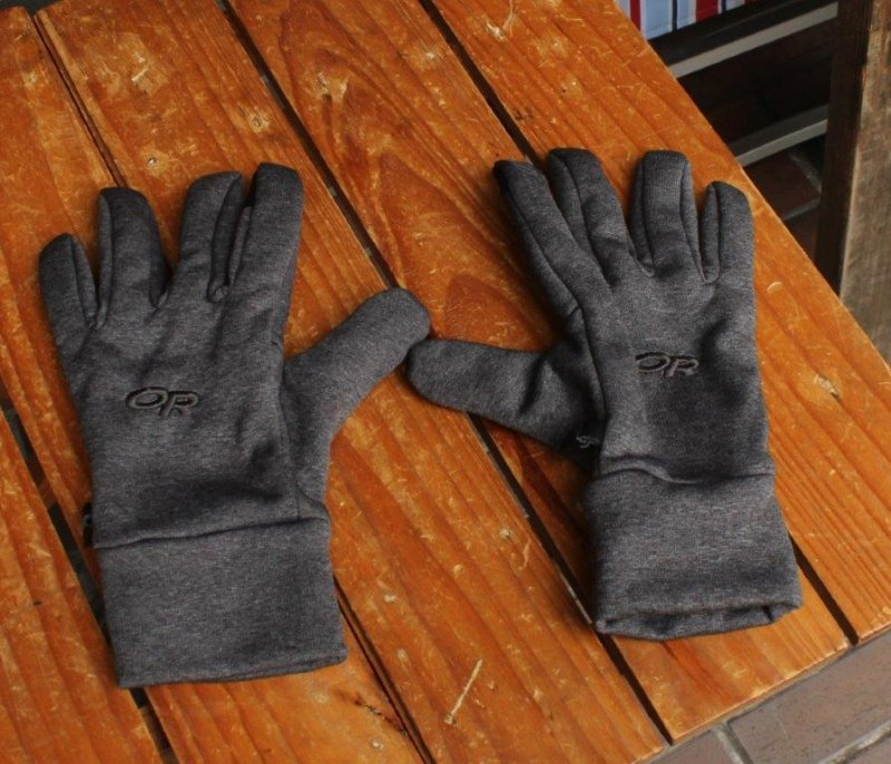 Outdoor Research Mens PL400 Sensor Gloves