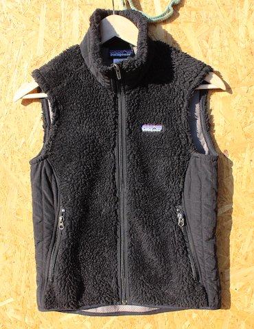 patagonia パタゴニア women s retro x vest レトロxベスト 中古
