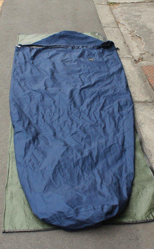 29694c4c717b4 ISUKA イスカ> GORE-TEX Sleepingbag Cover Ultra Light Wide ...