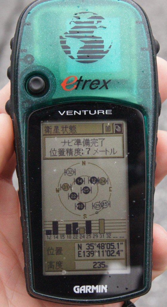 92850289a0 GARMIN ガーミン>etrex VENTURE 日本版 イートレックスベンチャー日本版 ...