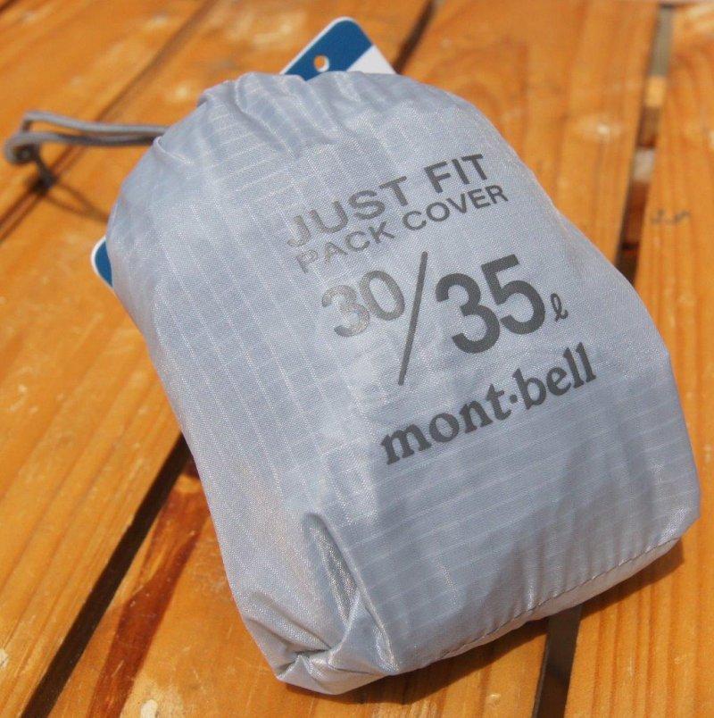 87aaf94c7e48 mont-bell モンベル> ジャストフィットパックカバー35   中古アウトドア ...