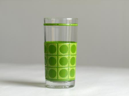 グリーンのレトログラス