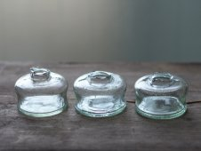 オイルランプのガラス容器