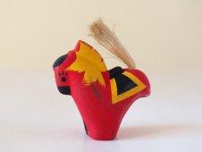 杵島山人形(はね馬)