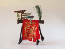 竹の馬(豊年馬)