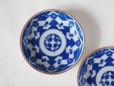 印判豆皿(梅)