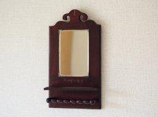 壁掛け鏡(ハッピー商会)