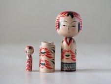 遠刈田こけし(小笠原義雄・5寸)