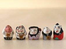 神楽人形(5体)