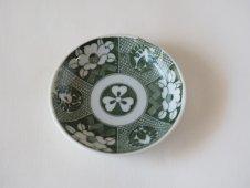 印判皿(椿)