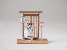 舞妓さん(竹細工)