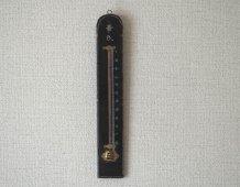 華氏温度計(黒)