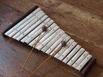 鉄琴(木製ケース入り)