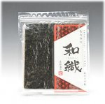 アサクサノリの種から作られた 焼海苔 初摘『和織』 島内啓次 板のり10枚